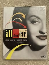 All About Eve (1950) Blu Ray DigiBook 60th Anniversary Limited Edition Classic