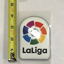 2016-17 LaLiga - Spanish League patch - FC Barcelona, Real Madrid, Atletico