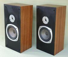 Pair Vintage Sanyo HF 3030 2 Way Speakers 30W RMS 8 Ohm