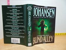 Blind Alley by Iris Johansen (2004, Hardcover)