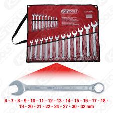 KS Tools Classic Juego Llave Inglesa, angulado, 21 pzs. 6-32mm 517.0043