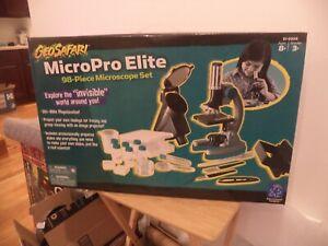 Educational Insights MicroPro Elite 98 - Piece Microscope Set EI-5302 NEW