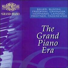 Grand Piano Era, New Music