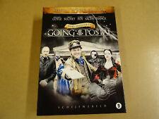 2-DVD SPECIAL EDITION BOX / GOING POSTAL ( TERRY PRATCHETT, RICHARD COYLE... )