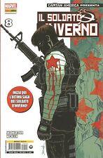 Il Soldato d'Inverno N° 8 - Marvel Tales 8 - Panini Comics - ITA NUOVO #NSF3