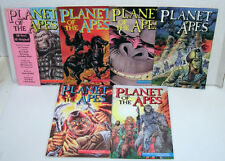 1990s Planet of the Apes  Comic Book Set of 6 #1-6