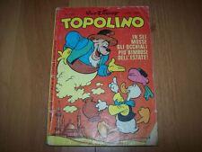 TOPOLINO LIBRETTO-N. 1543-WALT DISNEY-MONDADORI-23 GIUGNO 1985
