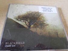 BLACKFIELD cloudy now ISRAELI PROMO CD SINGLE PORCUPINE TREE, AVIV GEFFEN