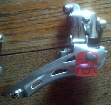 CAMPAGNOLO 10 SPEED VELOCE SILVER  FRONT DERAILLEUR