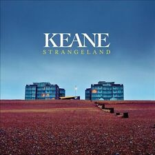 KEANE - STRANGELAND NEW CD