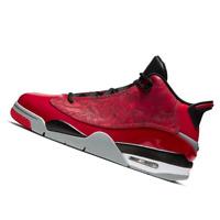 NIKE MENS Shoes Air Jordan Dub Zero - Gym Red & Black - OW-311046-600