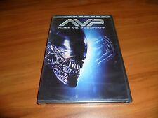 Alien vs. Predator (DVD, 2005, Widescreen) AVP NEW Raoul Bova, Sanaa Lathan