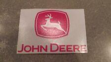Window Toolbox Sticker #87 John Deere Stickers