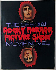 Official Rocky Horror Picture Show Movie Novel Paperback 1980