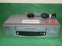 ORION D1050 Video Cassette Recorder VHS Smart VCR Silver Slim FULLY TESTED