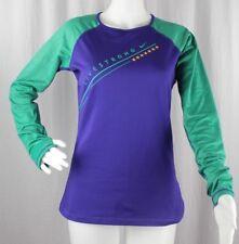 Lunga Regali Da A Donna Sportivo Di Manica Abbigliamento Viola WfTYvpqnw