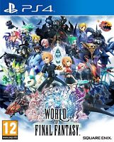 World of Final Fantasy | PlayStation 4 PS4 New (4)