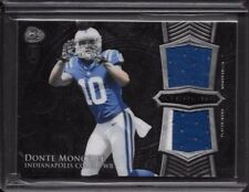 2014 Bowman Sterling RC DUEL G.U.RELICS DONTE MONCRIEF COLTS