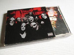 SLIPKNOT 3: Subliminal Verses 2 X CD SLIPCASE NU METAL 2005 RARE