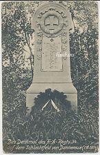 AK France DANNEVOUX monument du F. - artillerie stimule .34 - 1.wk (1484)