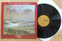 D634 BADURA SKODA MOZART PIANO SONATAS VOL.2 EURODISC 2 x LP STEREO