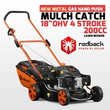 """S461X 18"""" 200cc  Mulch and catch push mower - Was $379- Now $330"""