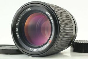 [MINT] TOKINA AT-X  F/2.5 Macro Lens For Nikon F Mount 90mm From JAPAN