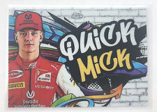 New listing 2020 Topps Chrome Formula 1 Mick Schumacher Quick mick Insert Track Tag