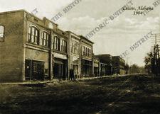 "Eutaw, Alabama 1904 5x7"" Historic Sepia Photo Reprint FREE SHIPPING!"