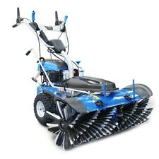 More details for hyundai hysw1000 petrol self propelled garden sweeper 1000mm