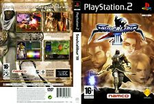 PS2 - Soulcalibur 3- usato