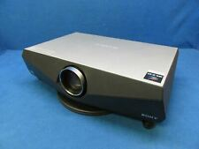 Sony VPL-FE40 3-LCD Multimedia Projector 4,000 Lumens *Tested*