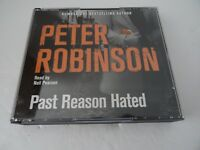 Peter Robinson - Past Reason Hated (3xCD A/Book 2003) DCI Banks #5