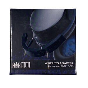 AirMod Wireless Bluetooth Adapter For Bose QuietComfort 25 QC25 Adapter NIB