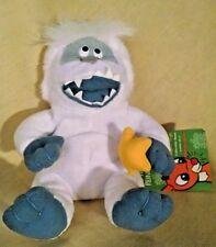 "Rudolph Plush Abominable Snowman Cvs 1998 Island Misfit Toys New 7"" New Ltd Ed."