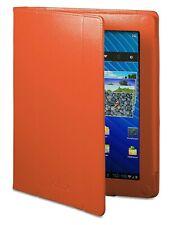 """CMX Flexicase Housse en Cuir pour Tablette Aquila 080 Noir 24,6 cm (9,7"""") - Oran"""
