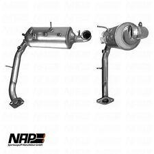 NAP Rußpartikelfilter Ford Focus 2 1,6 TDCi | DPF