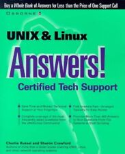 Unix and Linux Answers!: Certified Tech Support