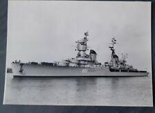 Leichter Kreuzer Swerdlow -Klasse sowjetische Seekriegsflotte