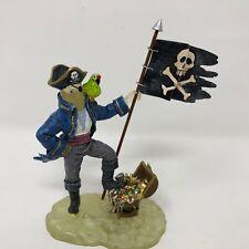 Dept. 56 Halloween Village Captain Black Bart's Ghost w/ Box Snow Pirate Haunted