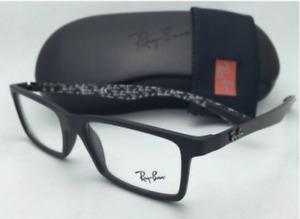 Ray-Ban Reading Glasses Eyeglasses 8901 53 55 Tech Carbon Fiber Frames Readers