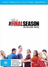 Big Bang Theory Twelfth Final Season 12 DVD Region 4 & in AU