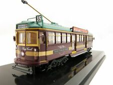 Cooee Static W6 CLASS DIECAST MELBOURNE TRAM CITY CIRCLE LINE LUCKY NO. 888 1:76