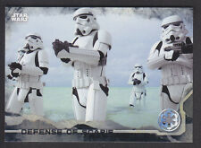 Topps Star Wars - Rogue One Series 1 - # 26 Death Star Black Parallel
