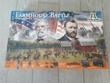 Italeri 6179 Farmhouse battle American civil war 1864 - 1/72