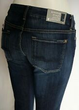 NWT Seven 7 For All Mankind KIMMIE STRAIGHT Jean For Women 25 in DARK BLUE
