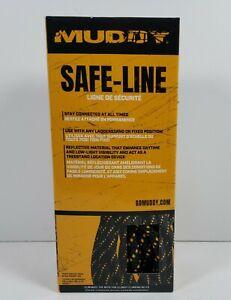 Muddy Safe-Line Treestand Braided Nylon Life Line For Hunting 30ft MSA500