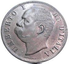 SAVOIA-UMBERTO I (1894 Birmingham) 10 Centesimi.