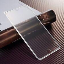 iPhone 6 7 Plus 8 X Titanium Edge Tempered Glass Screen Protector Full Cover 3D