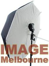 "84cm 33"" PORTABLE SOFTBOX  reflective brollybox flash"
